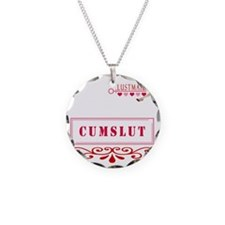 CUMSLUT Necklace