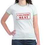 USDA Prime Meat Jr. Ringer T-Shirt