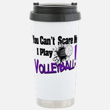 Volleyball - No Fear Stainless Steel Travel Mug