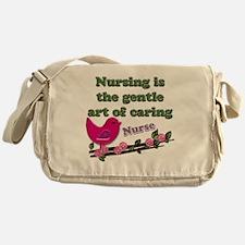 nursing Nurse Messenger Bag