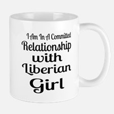 I Am In Relationship With Liberi Mug