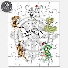 martial Puzzle