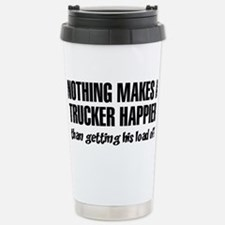 Nothing Happier Getting Stainless Steel Travel Mug