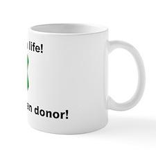 savelifeorgandonor Mug