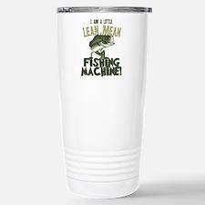 Lean Mean Fishing Machine Travel Mug