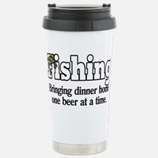 one beer at a time.png Travel Mug