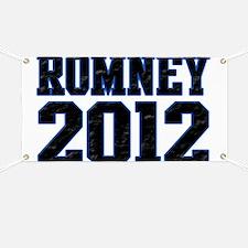 Romney 2012 Banner