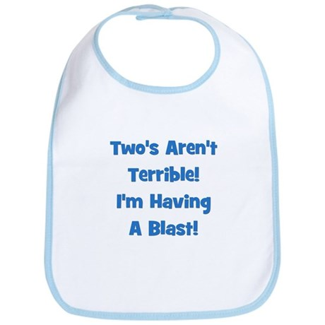Two's Aren't Terrible... (blu Bib