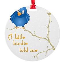 birdie_shirt_vertical copy Ornament