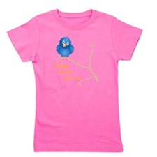 birdie_shirt_vertical copy Girl's Tee