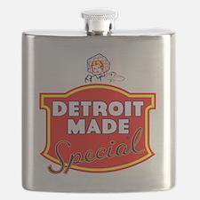 detroitMADE Flask