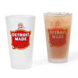 Detroit Pint Glasses