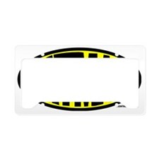 Fatman License Plate Holder