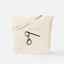 Alakazam Blk Tote Bag