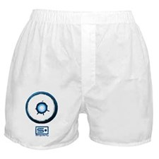 Sin Grav Lens Boxer Shorts