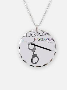 Alakazam Wht Necklace