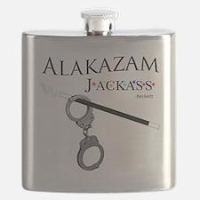 Alakazam Wht Flask