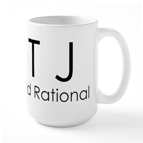INTJ Large Mug