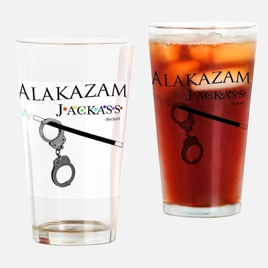 Alakazam Journal Drinking Glass