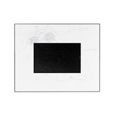 original-drawing-white Picture Frame