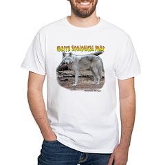 Gray Wolf Shirt