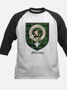 McClung Clan Crest Tartan Tee