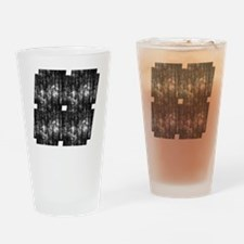 damaged_hashTag_b Drinking Glass