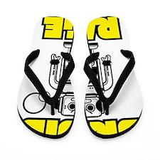 Droid Rage Flip Flops