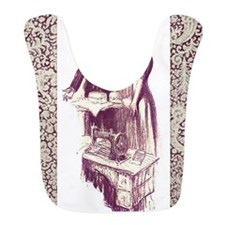 Baker and Dressmaker square Bib