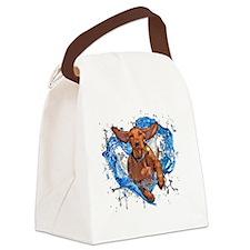 CeramicTravelMug_ERNIE_large Canvas Lunch Bag