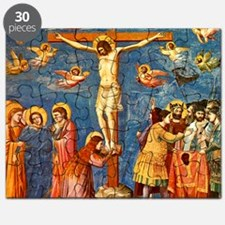 Giotto Crucifixion.No Text Puzzle