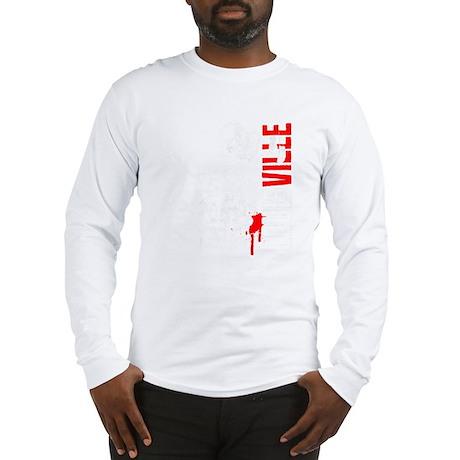 louisville_fleur Long Sleeve T-Shirt