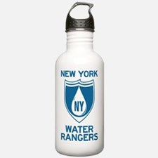 WaterRangers8x10-Tshir Water Bottle