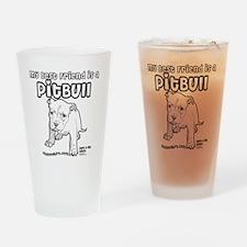 BESTFRIENDshirt Drinking Glass