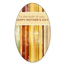 my2mommies_GreetingCard_MothersDay3 Decal