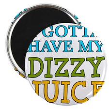 Dizzy Juice Magnet