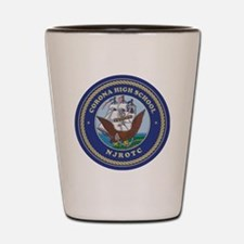 CJ01 CHS CREST Shot Glass