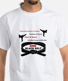 ONE Black Belt 1 Shirt