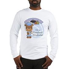 123bearpreschoolgrad3 Long Sleeve T-Shirt