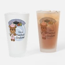 123bearpreschoolgrad2 Drinking Glass