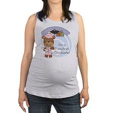 123bearpreschoolgrad2 Maternity Tank Top