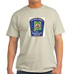 Dutchess Fire Investigation Ash Grey T-Shirt