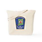 Dutchess Fire Investigation Tote Bag