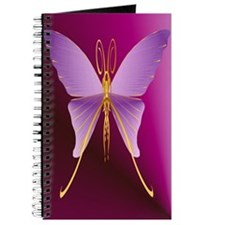 LargePoster One Big Purple 2Butterfly Journal