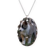 IcelandicSheepdog015 Necklace