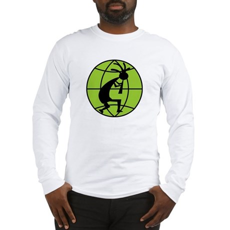 Kokopelli World Long Sleeve T-Shirt