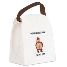 Merry Christmas! Canvas Lunch Bag