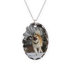 IcelandicSheepdog016 Necklace