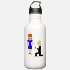put a ring Water Bottle