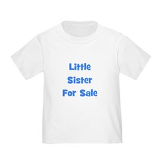 Little Sister For Sale T